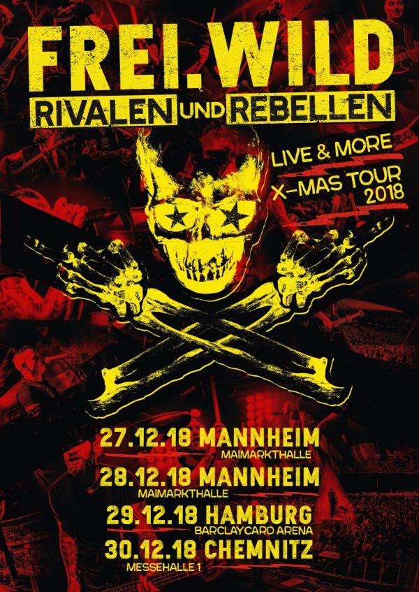 Rivalen Und Rebellen Livemore Vvk Start 20092018 Album Vö 1412