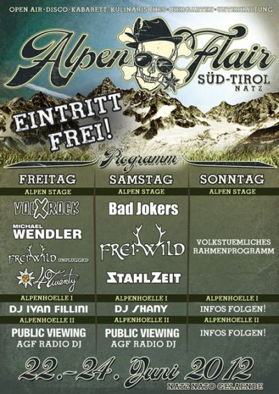 Alpen Flair 2012 Unplugged