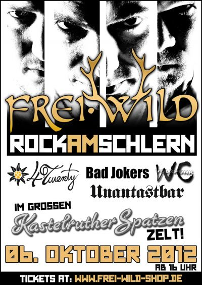 Rock am Schlern