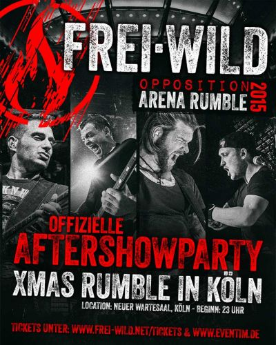 Opposition X-MAS Rumble 2015