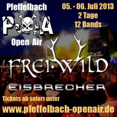 Pfeffelbach Open Air