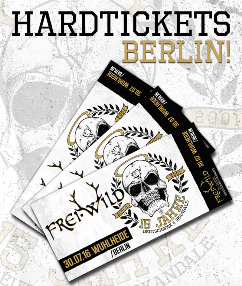 Hard Tickets Berlin !