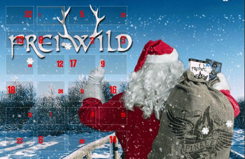 Frei Wild Adventskalender