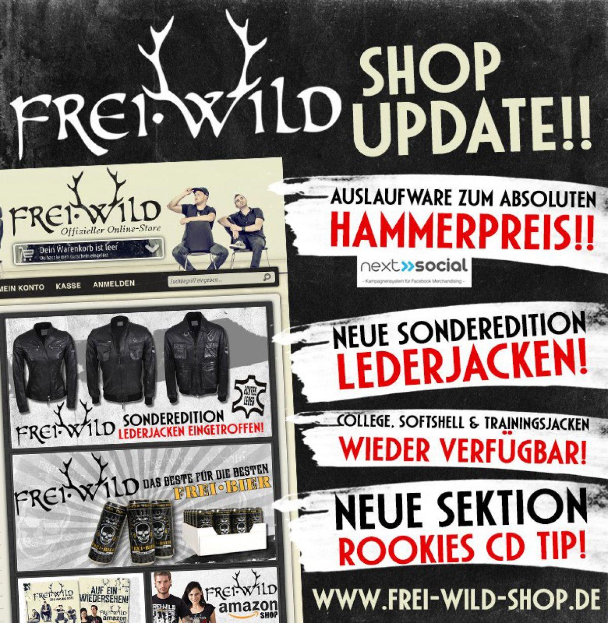 Frei-Wild.Net Shop