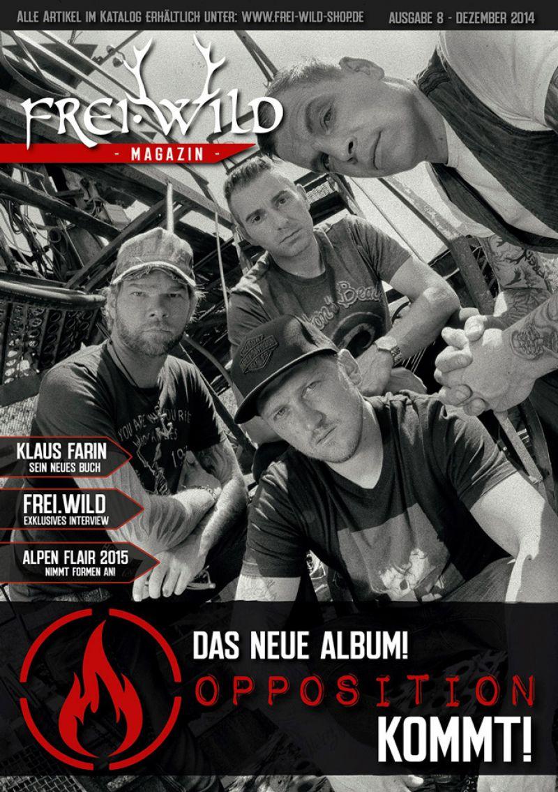 Opposition Das Magazin Interviews Neuer Merch Blog Freiwild