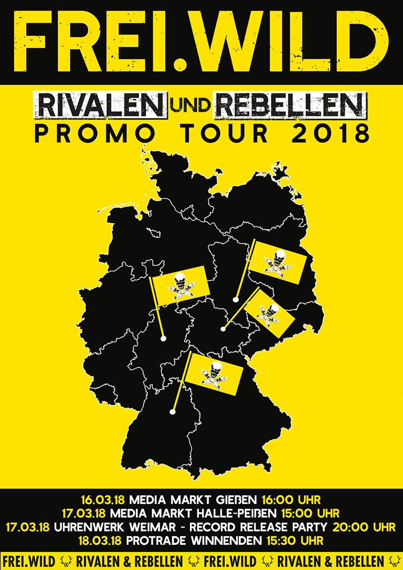 Rivalen Und Rebellen Promotour Von 16 18032018 Blog Freiwild