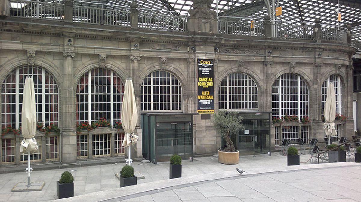 Köln Wartesaal