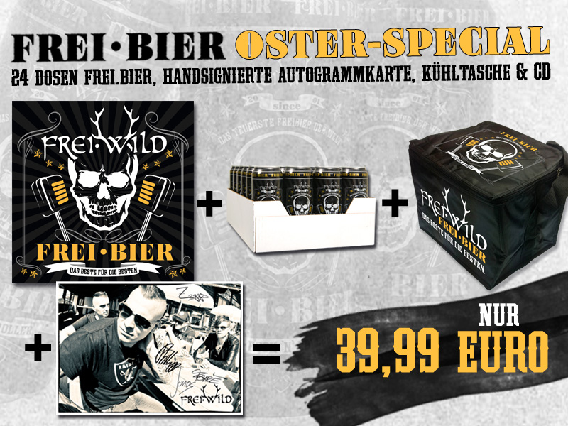 Frei.Bier Oster-Special