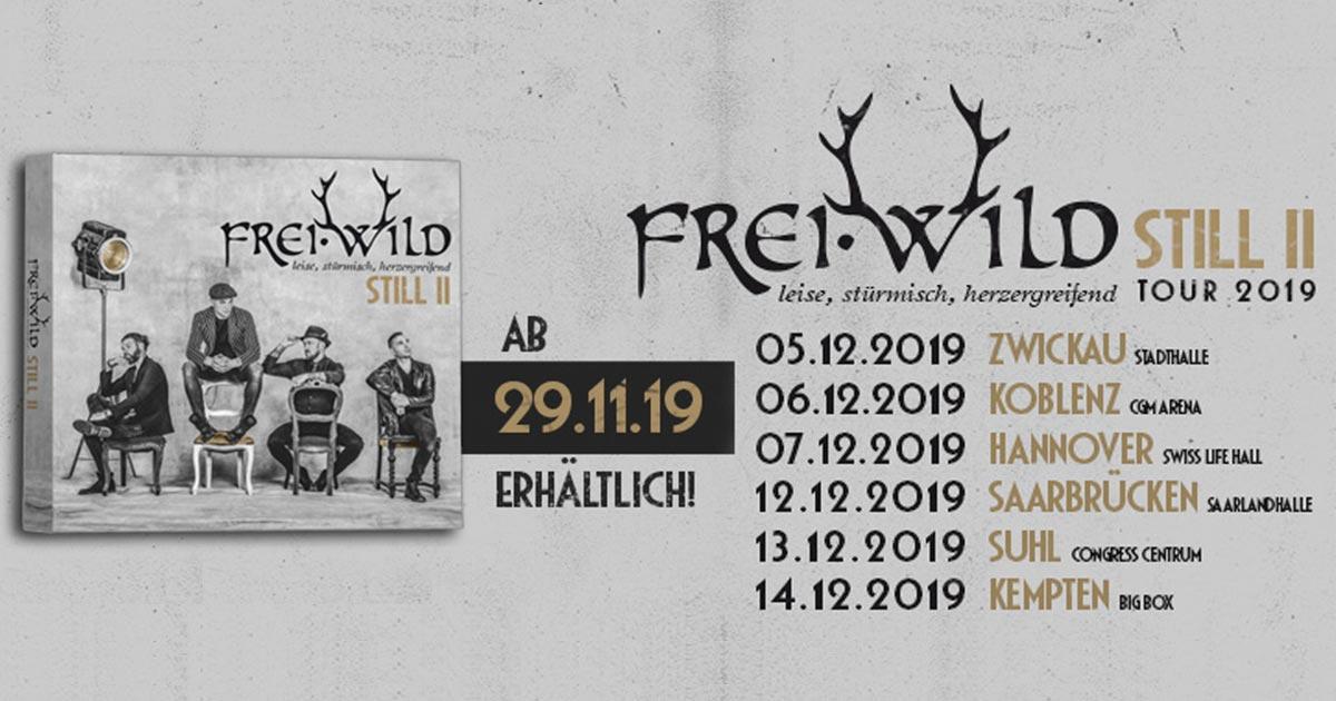 Still Ii Freiwild